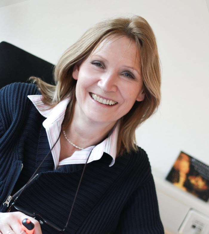 Annette Lorenz, Senior Consultant