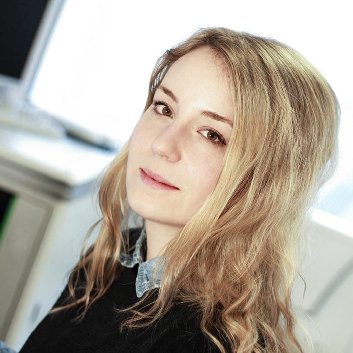 Janine Ott, Student Associate