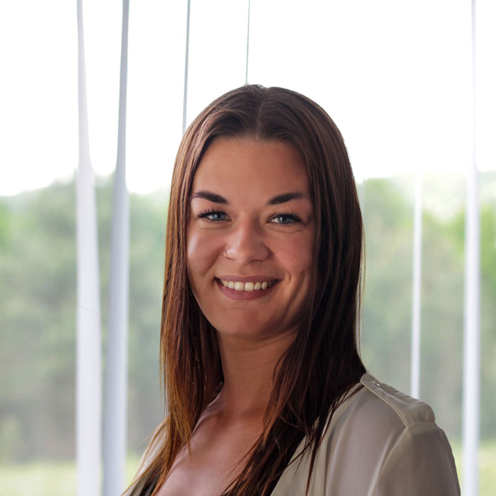 Zaneta Merk, Student Associate