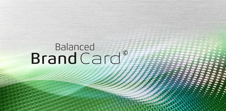 conSens Balanced Brandcard